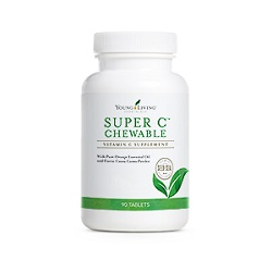 Super C chewable